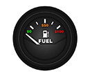 In 2014, about 136.78 billion gallons (or 3.26 billion barrels) of gasoline were consumed in the United States. Find out how to save fuel the next time you're on the road.